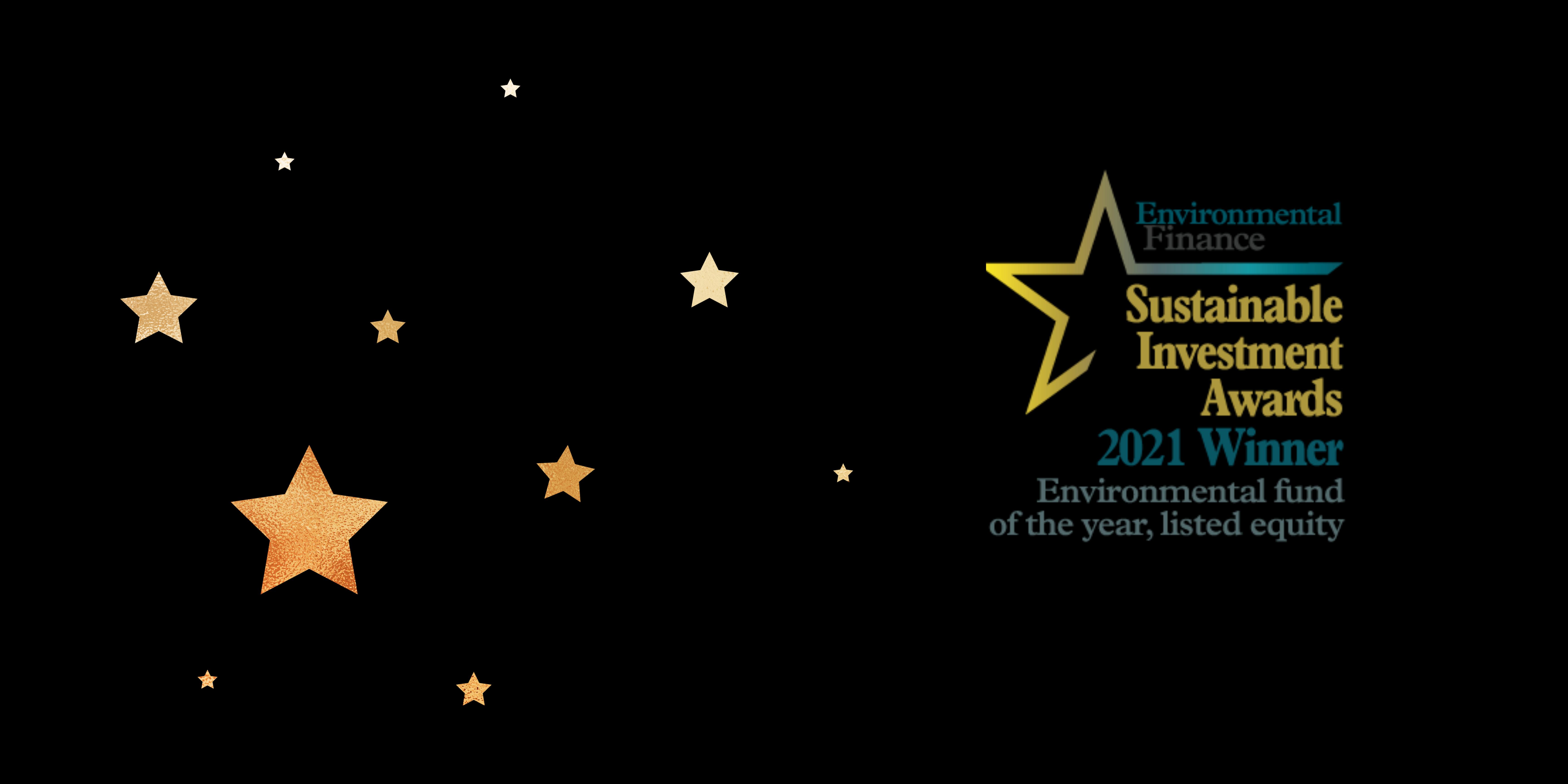Winner: Environmental Fund of the Year